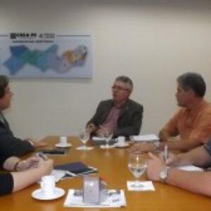Para garantir mais benefícios para seus profissionais, Crea-PE firma parceria com Secovi-PE