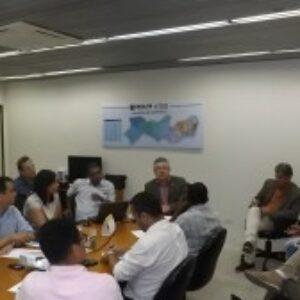 Presidente do Crea-PE recebe profissionais da Assenge Unicap