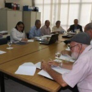 Primeira reunião do CTP debate seca, lei de manutenção predial e escolhe novos temas relevantes para profissões tecnológicas