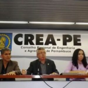 CDER escolhe Luiz Antonio de Melo e Josemário Lucena como coordenador e coordenador adjunto, respectivamente