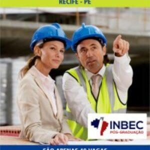 Inbec realiza curso de extensão em Vistorias e inspeções Prediais com desconto para profissionais registrados no Crea-PE