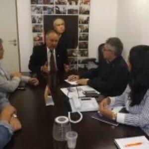 Evandro Alencar dá início à criação da Frente Parlamentar da Engenharia em Pernambuco