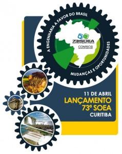 Read more about the article Presidente Evandro Alencar participa, em Curitiba, do lançamento da 73ª Soea