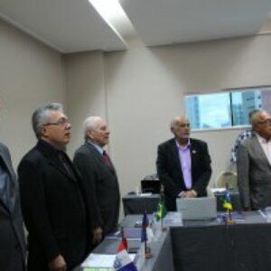 Presidentes dos Creas do Nordeste participam de reunião do Fórum em Petrolina