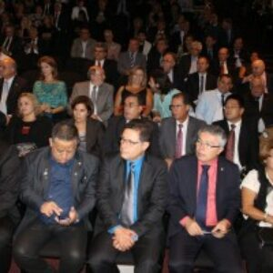 Solenidade de lançamento da 73ª Soea é prestigiada por presidentes de Creas, profissionais e lideranças políticas