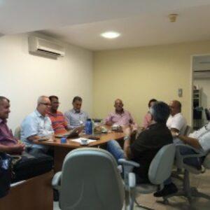 Comissão Organizadora (COR) do CEP inicia trabalho junto às entidades profissionais