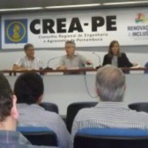9° CEP é apresentado em reunião de integração entre Inspetores e Presidência do Crea-PE