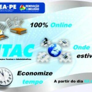 Implantação de novo Sistema Operacional irá paralisar a prestação de serviços no Crea-PE de 28 de abril a 02 de maio