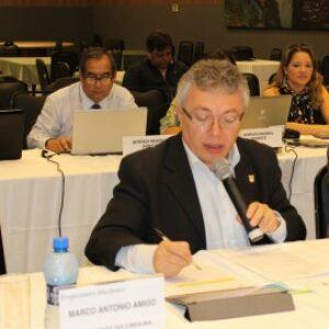 Apoiado pelo CP, Evandro Alencar aprova todas as propostas que apresentou na reunião em Curitiba