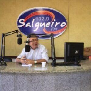 Presidente Evandro Alencar divulga eventos do Crea-PE em rádios de Salgueiro