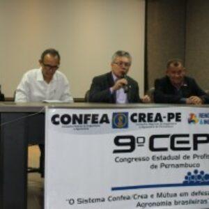 CEP Salgueiro reúne profissionais das áreas tecnológicas no Hotel Imperador