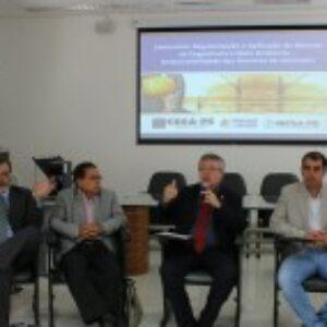 Crea-PE realiza seminário de aplicação de normas de Engenharia para empresas de Suape