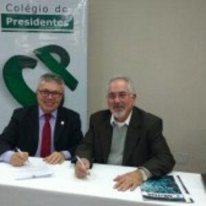 Crea-PE e Mútua firmam Contrato de Patrocínio com o objetivo de viabilizar participação de delegação na 73ª Soea e realização do 9º CEP
