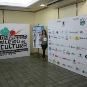 Crea-PE e Mútua participam do 54º Congresso Brasileiro de Olericultura