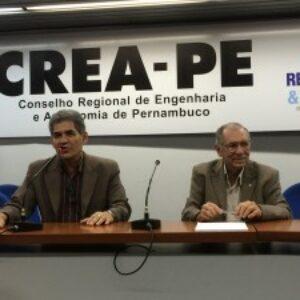 Mário Antonino debate recursos hídricos e barragens no Terça no Crea