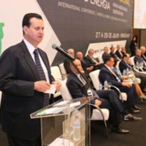 Gilberto Kassab destaca importância da Conferência Internacional Água e Energia