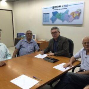 Crea-PE e Sindicope assinam Acordo Coletivo de Trabalho 2016