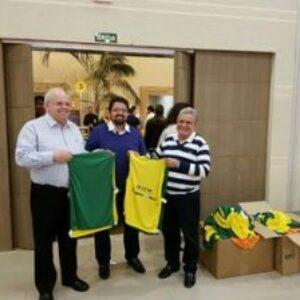 Doação da Mútua oportuniza prática esportiva em MG