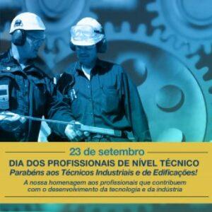 Crea-PE comemora dia do Técnico Industrial e do Técnico em Edificações
