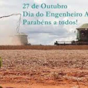 No Dia do Engenheiro Agrícola, o Crea-PE parabeniza todos os profissionais da modalidade