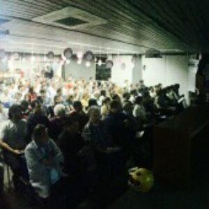 Centenas de pessoas participaram do Terça no Crea