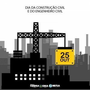 Crea-PE celebra Dia da Construção Civil e do Engenheiro Civil