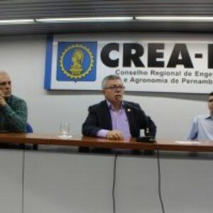 Crea realiza treinamento para integrar agentes fiscais ao Sistema de Informações Técnicas e Administrativas