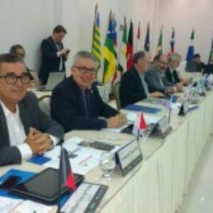 Evandro Alencar defende economicidade nos gastos públicos e propõe extinção da segunda etapa do CNP