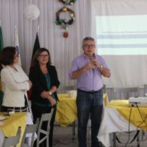 Evandro Alencar reúne conselheiros para último almoço de integração do ano