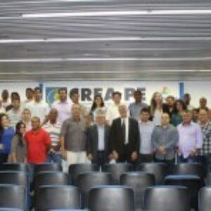 Crea-PE e AEAMB-PE promovem cerimônia em comemoração ao Dia da Engenharia Ambiental