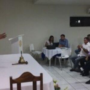 Evandro Alencar participa de encontro da Assengea e se reúne com prefeito de Araripina