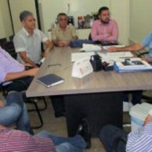 Evandro Alencar visita Prefeitura de Salgueiro e apresenta Termo de Cooperação para doação de terreno