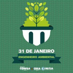Crea-PE homenageia todos os engenheiros ambientais