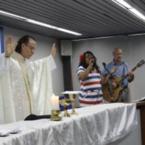 Missa marca início de novo ano de trabalho no Crea-PE