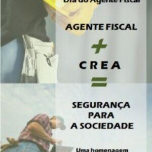 Crea-PE parabeniza todos os seus agentes fiscais