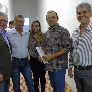 Presidentes do CREA-PE e da Câmara de Araripina apoiam instalação de Rádio