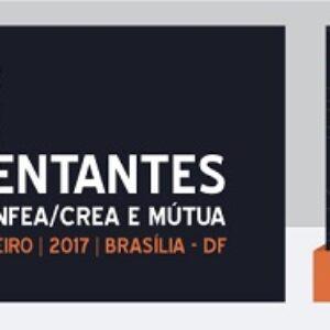 Comitiva do CREA-PE participa do Encontro de Lideres Representantes no Confea