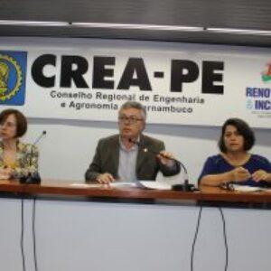 CREA-PE promoveu discussão abordando o Projeto de Lei sobre emissão de Alvará  Funcional