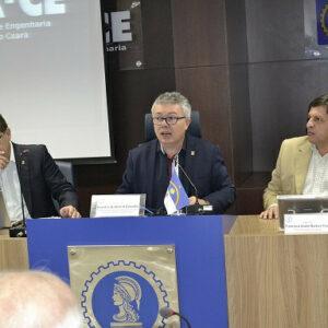 Fórum dos CREAs do Nordeste realiza primeira reunião de 2017 em Fortaleza