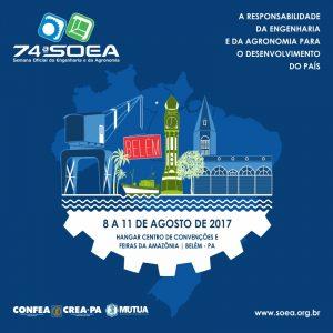 Presença de lideranças do Sistema marca o lançamento da 74ª Soea em Belém (PA)