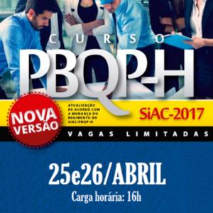 O Grupo OPorto Forte realiza, com apoio do CREA-PE, curso de implantação PBQP-H – SiAC – 2017
