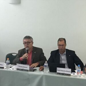 Evandro Alencar participa da segunda reunião Ordinária do Colégio de Presidentes de 2017