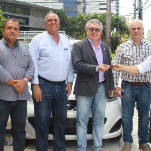 CREA-PE adquire mais dois automóveis para renovação da frota
