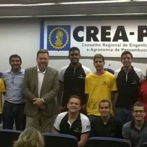 Terça no CREA apresenta Projeto Mangue Baja