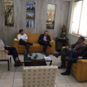 CREA-PE amplia parcerias e celebrará Termo de Cooperação Técnica com a ANOREG-PE