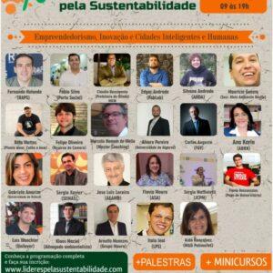 As inscrições para o III Fórum de Líderes pela Sustentabilidade estão abertas
