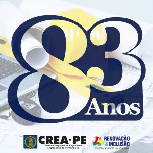 CREA-PE celebra 83 anos com muita história pra contar