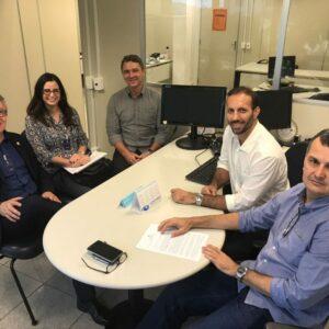 CREA-PE e TCE iniciam tratativas para desenvolverem trabalhos conjuntos
