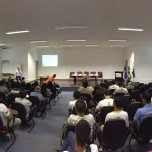 CREA-PE realiza evento em Salgueiro e presidente divulga iniciativa em rádio local