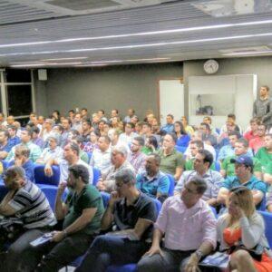 Terça no CREA teve palestra com tema Instalações de Distribuição de Gás Predial